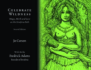 Second Edition Book Cover of Celebrate Wildness
